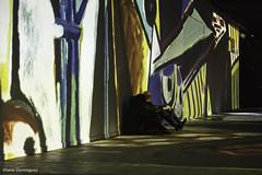 """Lyon La Sucrière Exposition immersive """"Imagine Picasso"""" 21 janvier 2020"""