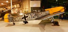 Messerschmitt Bf 109 E-3, RAF Museum, Hendon.