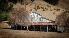 Sunol Foothill Farm Barn No.1