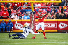 2019 Kansas City Chiefs vs Los Angeles Chargers