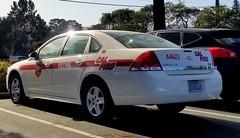 Cal Fire Chevrolet Impala A4623