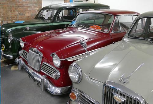 D22112.  1961 Rapier Series III.