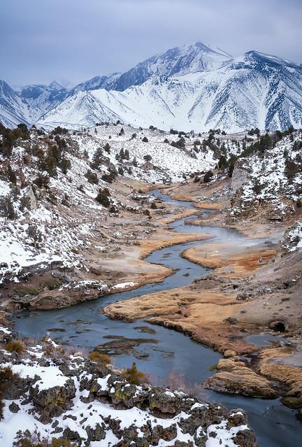 Hot Creek Overlook