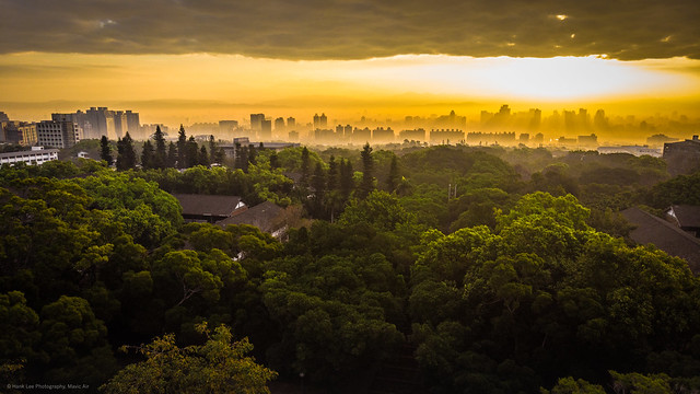 Photo:City in Golden Hour By ~ Hank Lee Photography~