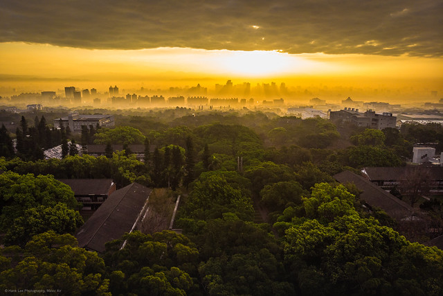 Photo:Dawn in Golden hour. By ~ Hank Lee Photography~