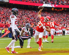 2020 NFL Divisional Playoff Game: Kansas City Chiefs vs. Houston Texans