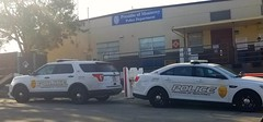 Presidio of Monterey Police Ford Sedan and Utility
