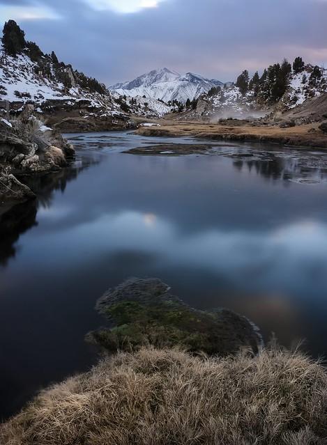 Eastern Sierra Scene