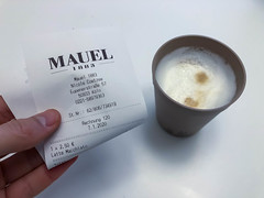 New rules in Germany impose the issuing of a receipt even for a latte macchiato