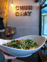 Vegetarische Gerichte bei Chum Chay: Vietnamesiches Restaurant in Köln