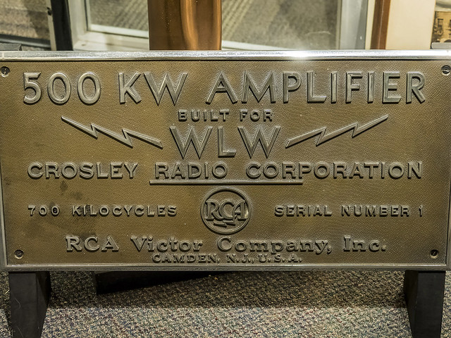 Photo:VOA Tour: WLW - world's most powerful radio station By lundyd