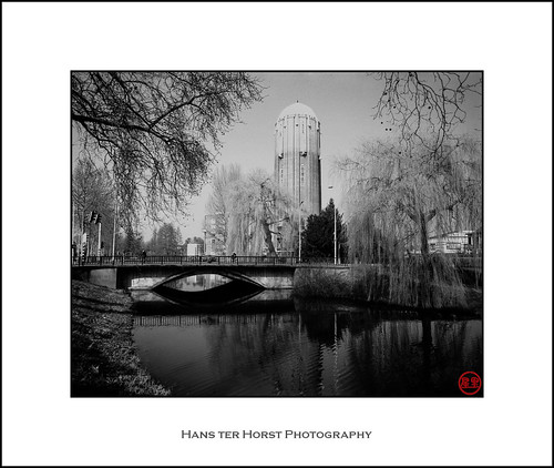 Water tower, Zutphen, Netherlands