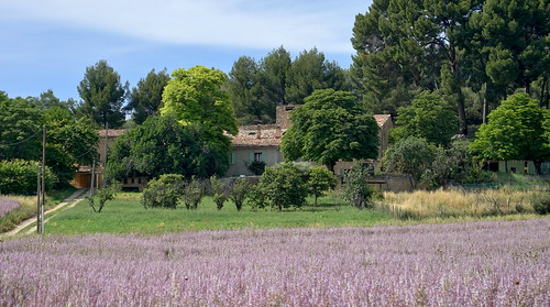 A beautiful country house from Provence