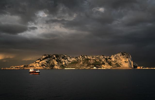 Back to Gibraltar