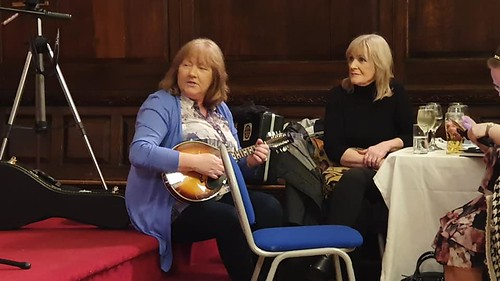 Susanne Plummer and Celine Hickey. Thanks to Michael Coakley for the photo