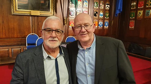 Pat Craig, and Ken Larkin. Thanks to Michael Coakley for the photo
