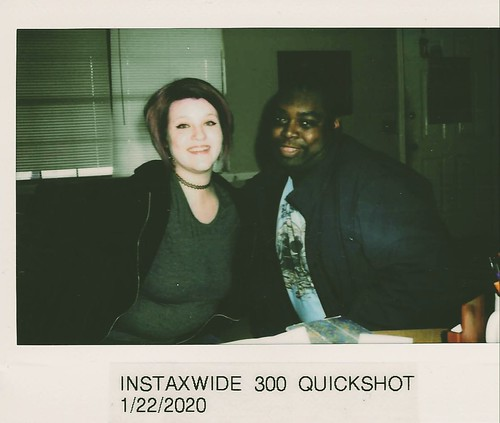 Instaxwide 300 pictures