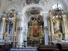 Innsbruck, Spitalskirche zum Heiligen Geist