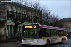Heuliez Bus GX 327 – Mâconnais Beaujolais Mobilités (Transdev) / Tréma n°205 - Photo of Mâcon