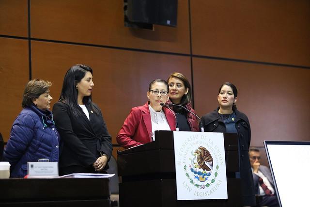 22/01/2020 Tribuna Dip. Erika Vanessa del Castillo Ibarra