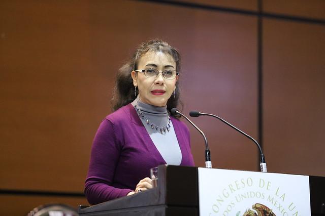 22/01/2020 Tribuna Dip. María Edith Castañeda Ortiz