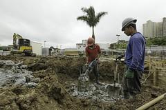 (2020.01.23) Obras no Pronto Socorro Central