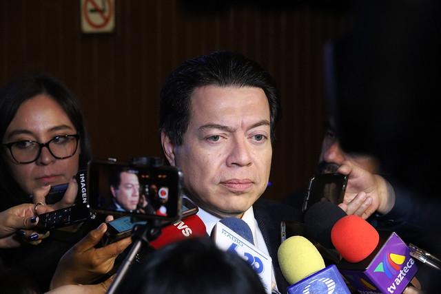 23/01/2020 Entrevista Dip. Mario Delgado Carrillo