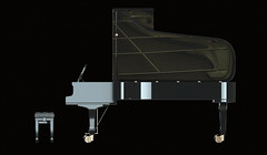 Piano Wing Classic Instrument Edited 2020