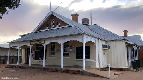 Post Office, Menindee, Western NSW