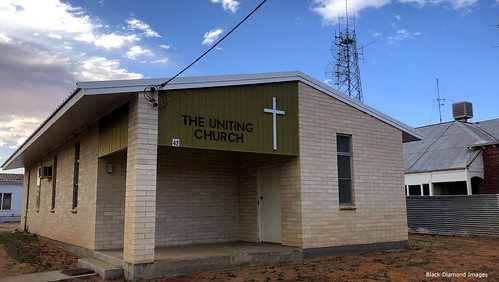 Uniting Church, Menindee, Western NSW