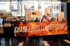 Chase Funds Climate Crimes