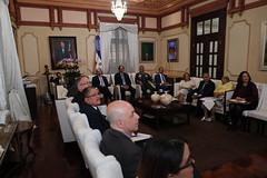 """Danilo Medina se reúne con Junta Nacional de Alfabetización; pasa balance avances """"Quisqueya Aprende Contigo"""""""