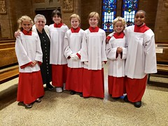 Sister Frances Rose & The Altar Servers