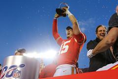 2020 AFC Championship Game: Kansas City Chiefs vs. Tennessee Titans
