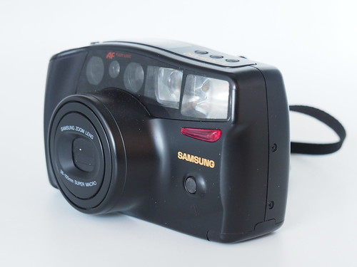 Cameras, Point and Shoot, Rangefinder, Collection, Film Cameras