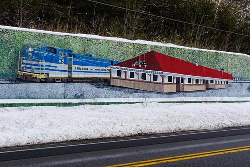 Highway Mural