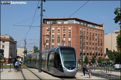 Alstom Citadis – Tisséo n°5001
