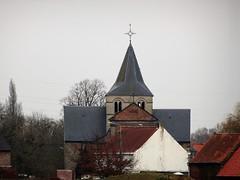 l'église Sint-Niklaas de Menin (Rekkem).-