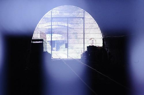 202 Paris Janvier 2020 - Petite Ceinture le tunnel avant le Parc Georges Brassens est fermé