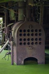 Boiler Closeup