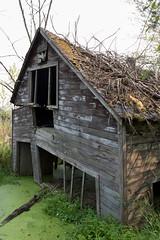 Abandoned Boiler House