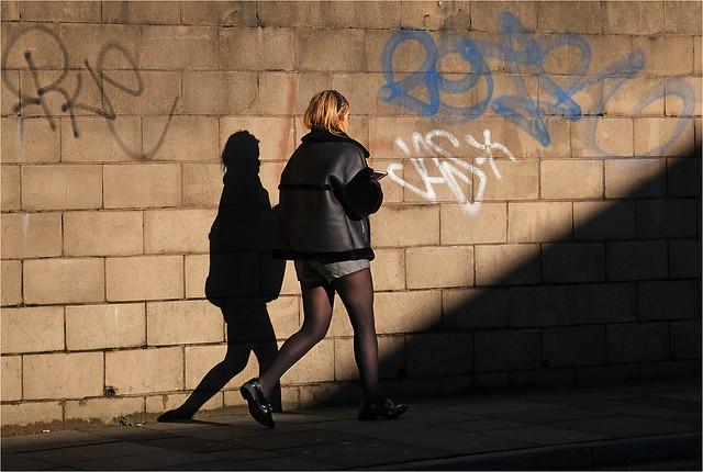 A walk into the shadows