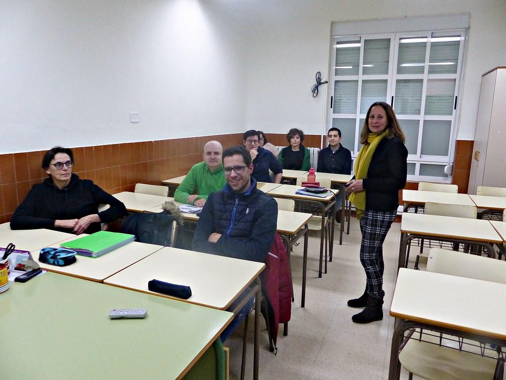 Sesión informativa de acceso a la universidad