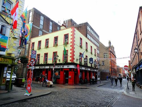 A FEW DUBLIN BARS