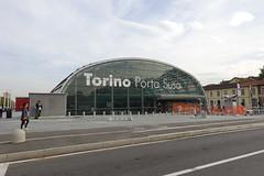 Porta Susa train station @ Turin
