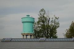 Watere tower @ OGR - Officine Grandi Riparazioni @ Turin