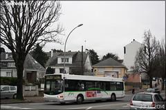 Heuliez Bus GX 317 – Semitan (Société d'Économie MIxte des Transports en commun de l'Agglomération Nantaise) / TAN (Transports en commun de l'Agglomération Nantaise) n°015