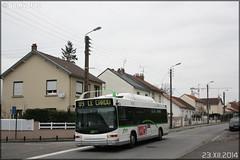 Heuliez Bus GX 317 GNV – Semitan (Société d'Économie MIxte des Transports en commun de l'Agglomération Nantaise) / TAN (Transports en commun de l'Agglomération Nantaise) n°452