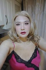 happy Chinese new year #androgyny #androgynous #sissy #corset #tg #ts #tv #tgirl #tranny #trans #tgirl #transexual #transgender #transsexual #transvestite #genderbender #gurl #rafiat #m2f #mtf #makeup #tranny #rafiatg #feminization