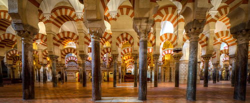 Mosque-Cathedral, Cordoba , Spain